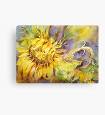 Sunflower Giants Canvas Print