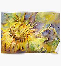 Sunflower Giants Poster