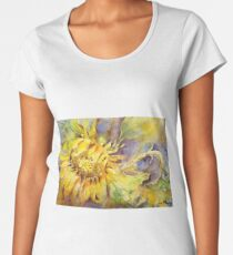 Sunflower Giants Women's Premium T-Shirt