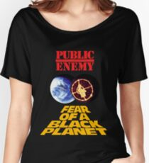p.e. fear of a black planet Women's Relaxed Fit T-Shirt