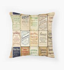 The T206 Baseball Cards Collector design! Throw Pillow