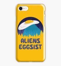 Aliens Eggsist iPhone Case/Skin