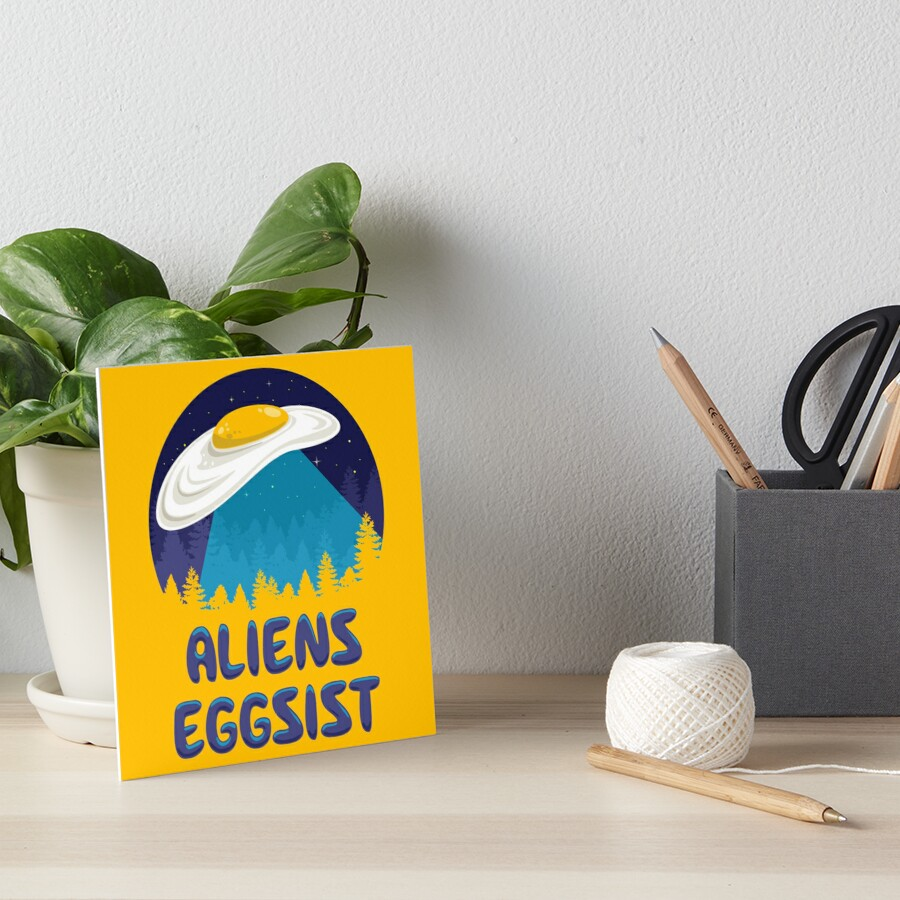 «Extranjeros Eggsist» de dead82