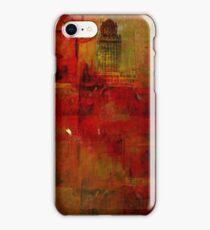 Urban landscape iPhone Case/Skin