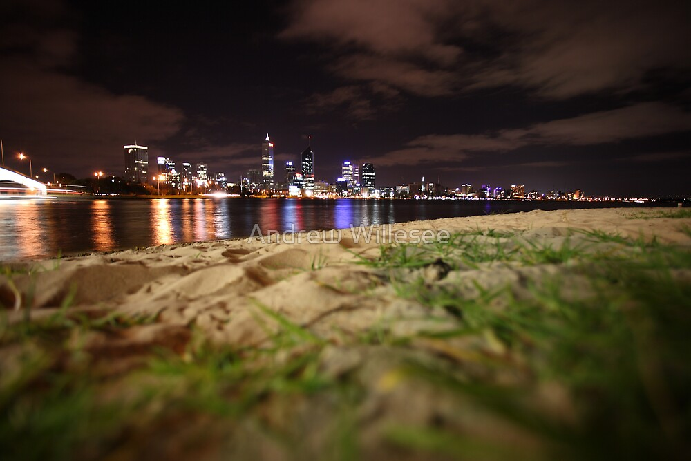 City of Perth by Andrew Willesee