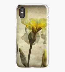 Vintage Iris iPhone Case/Skin