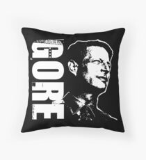 GORE Throw Pillow