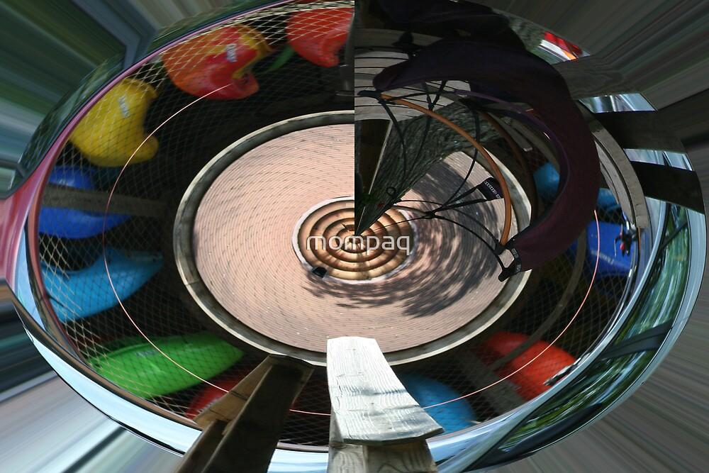 Boat Wheel by mompaq