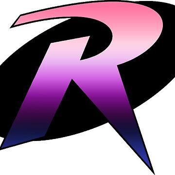 R Pride - Genderfluid by barflybart