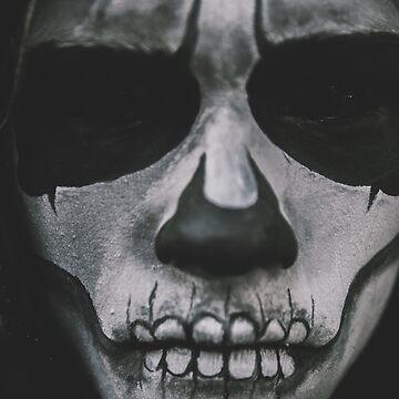 Skull by JABK