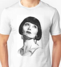 The Honourable Miss Phryne Fisher Unisex T-Shirt