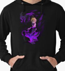 Meliodas, the Dragon's Sin of Wrath Lightweight Hoodie