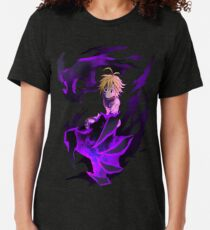 Meliodas, the Dragon's Sin of Wrath Tri-blend T-Shirt