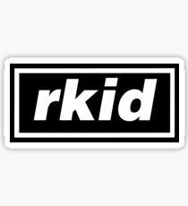 rkid Oasis Sticker