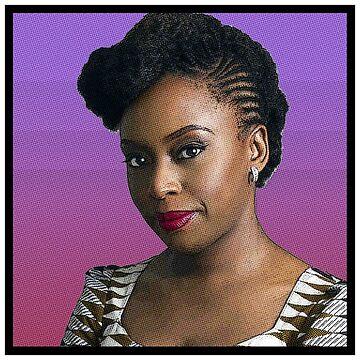 Chimamanda Ngozi Adichie by starkle