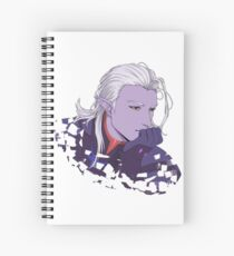 Handsome Prince Spiral Notebook