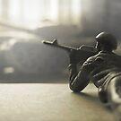 Army Man by Martyn Robertshaw
