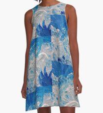 Sea Shells A-Line Dress
