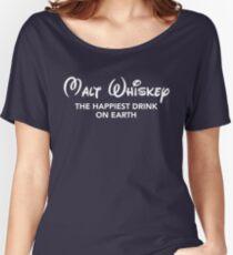 Malt Whiskey (Disney PARODY) Women's Relaxed Fit T-Shirt