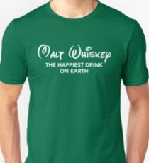 Malt Whiskey (Disney PARODY) T-Shirt