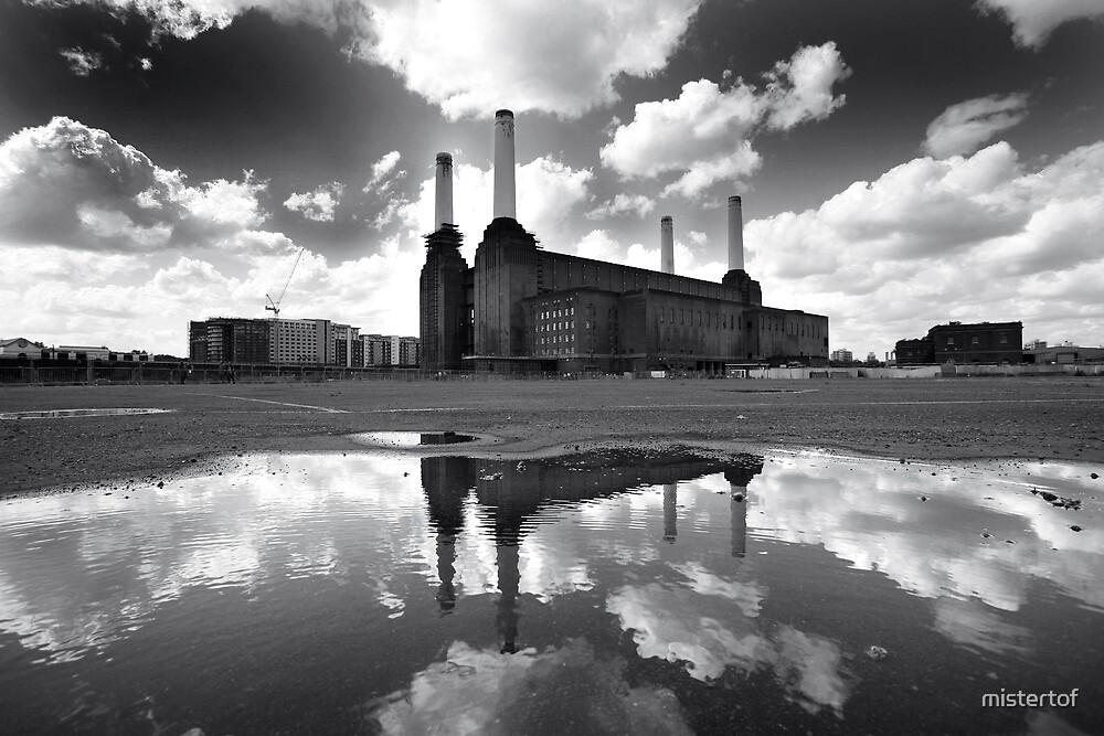Battersea power station 1 by mistertof
