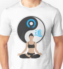 Jing Jang - Harmony - Yoga - Joga T-Shirt