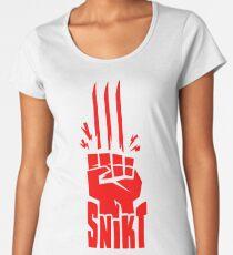 Snikt Women's Premium T-Shirt