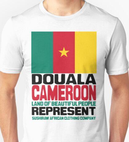 Douala Cameroon, represent T-Shirt