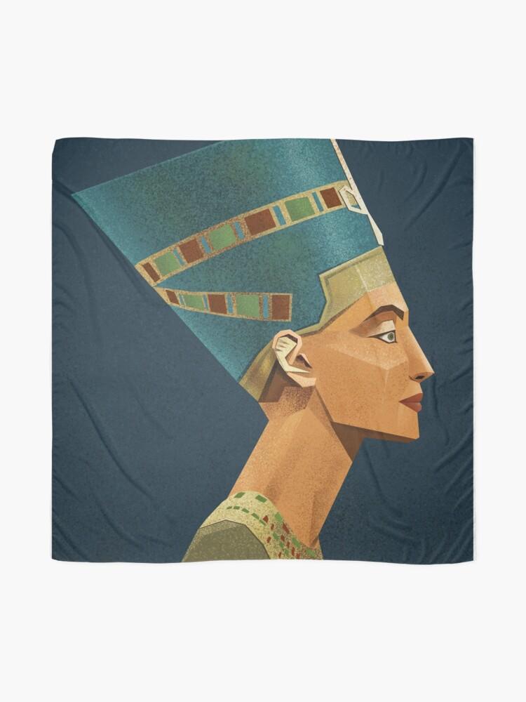 Alternate view of Nefertiti, Tomek Biniek Scarf