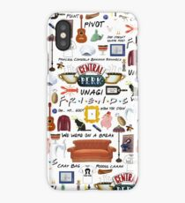 Friends Collage iPhone Case/Skin