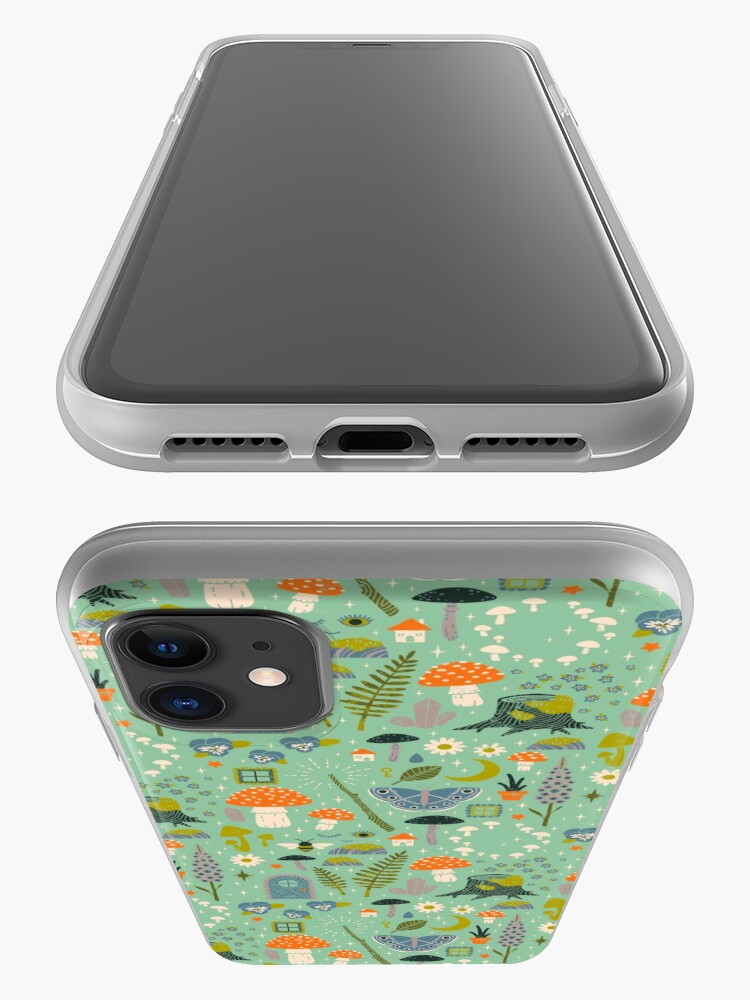 Alternate view of Fairy Garden iPhone Case & Cover
