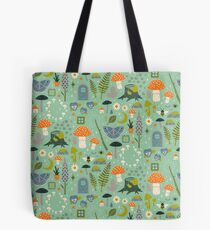 Fairy Garden Tote Bag