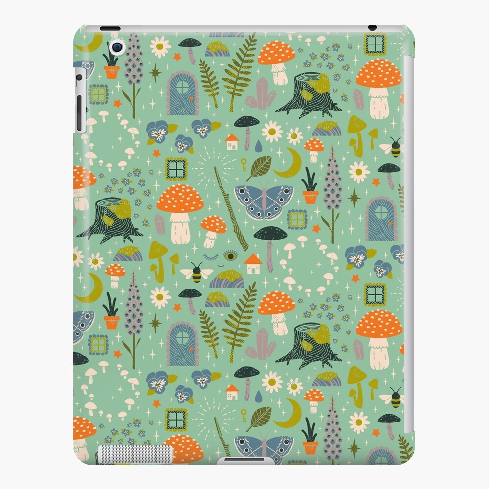 Fairy Garden iPad Case & Skin