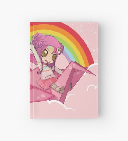 CHERRY'S ADVENTURES Hardcover Journal