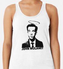 John Mulaney Racerback Tank Top
