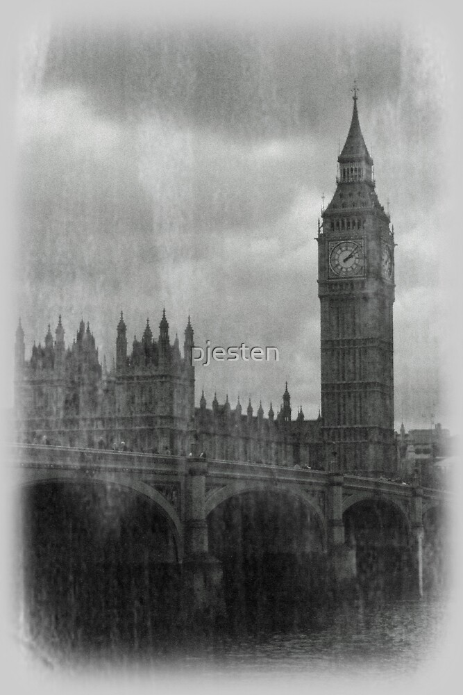 Old London by pjesten