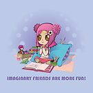 Imaginary Friends Are More Fun! by DuoTalesStudio