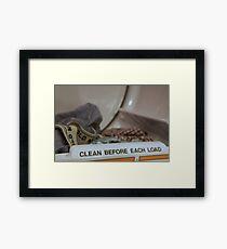 Load Framed Print