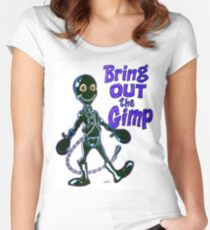 Bring Out the Gimp Women's Fitted Scoop T-Shirt
