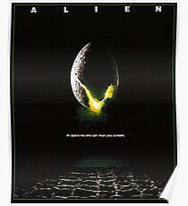 Alien, Egg, Movie, Film, Poster. Poster