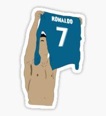 Cristiano Ronaldo - Calma  Sticker