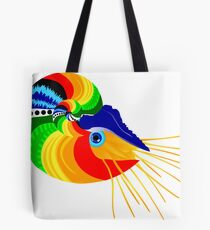 Cabo, The Fiesta Nautilus Tote Bag