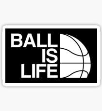 Ball is Life 3 Sticker