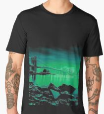 World Coming Down Men's Premium T-Shirt