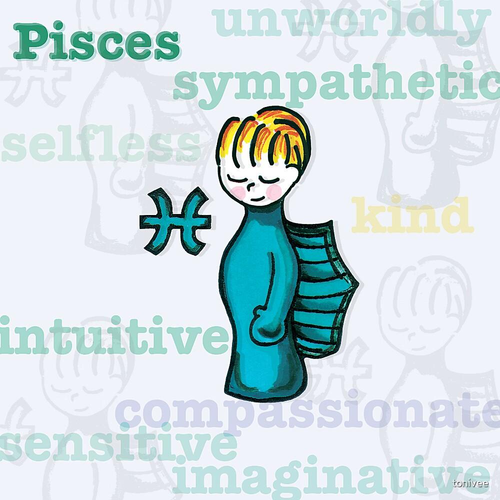 Pisces by tonivee