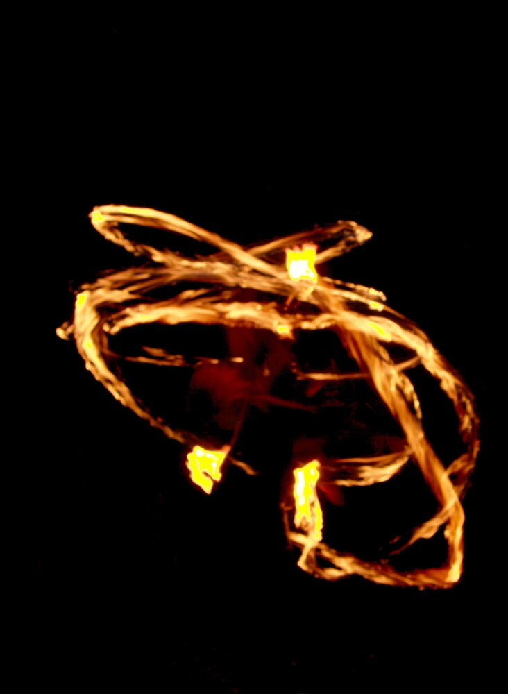 OCF Fire Poi 5 by RolandTumble