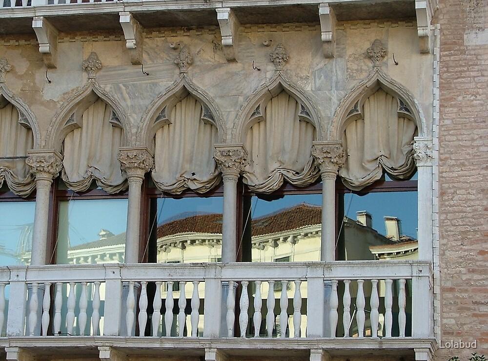 Old Venice WIndow by Lolabud