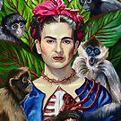 Frida's Heart by marksatchwillart
