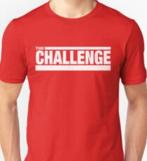 MTV The Challenge Logo T-Shirt