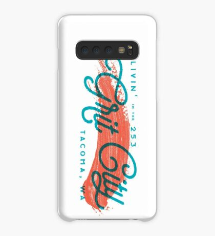 Livin' in the 253 Case/Skin for Samsung Galaxy